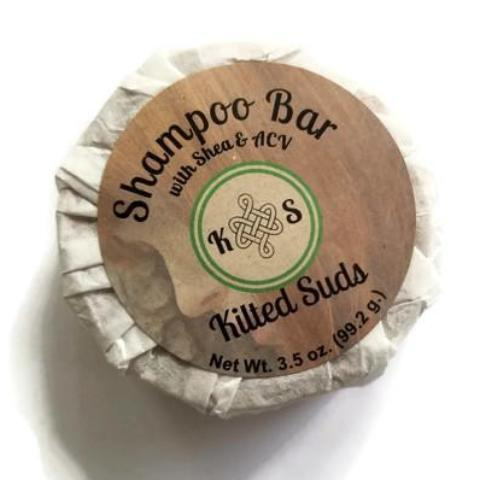 Shampoo Bar - Kilted Suds