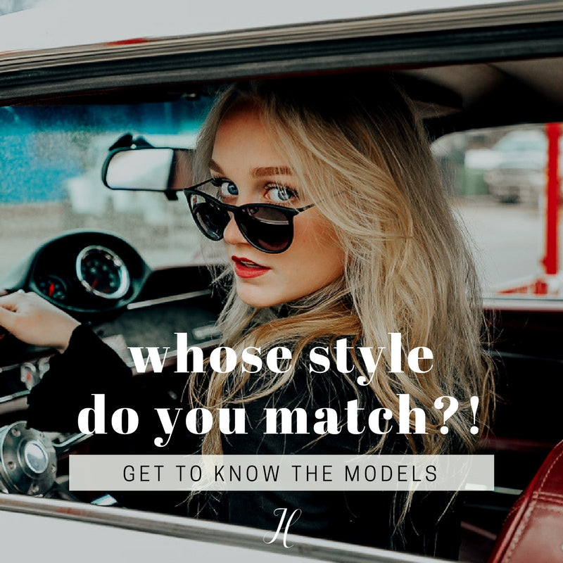 Whose Style Do You Match?!