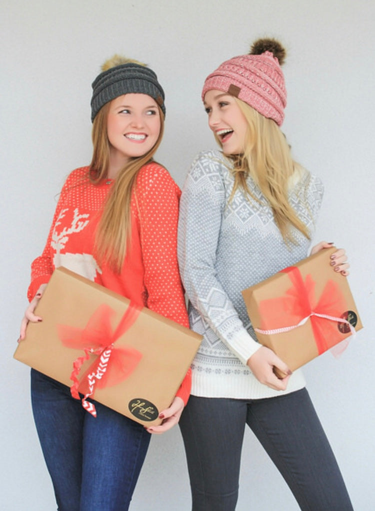 The Most Wonderful Time of the Year-Holiday Gift Guide