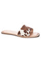 Chinese Laundry: Regina Slide Sandal - Genuine Calf Hair