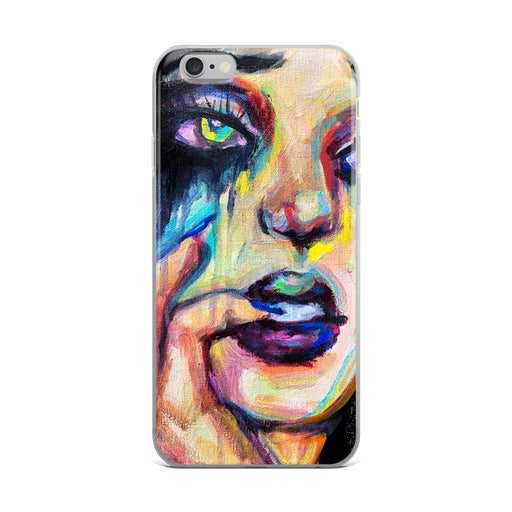 Your Favorite Worst Nightmare iPhone Case - LOVE LUCY FORD ART
