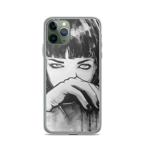 Goddamn iPhone Case - LOVE LUCY FORD ART