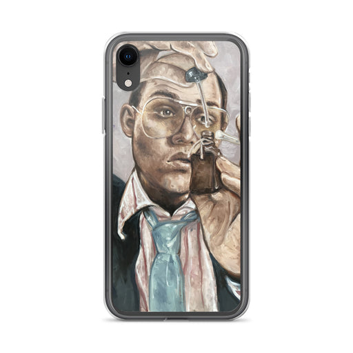 Fear and Loathing iPhone Case - LOVE LUCY FORD ART