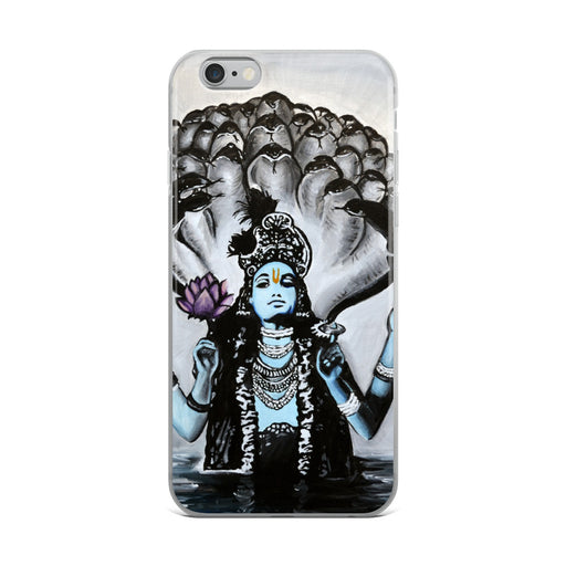 Jai Sri Krishna iPhone Case - LOVE LUCY FORD ART