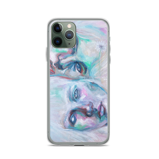 Telepathy iPhone Case - LOVE LUCY FORD ART