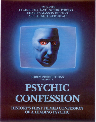 Psychic Confession