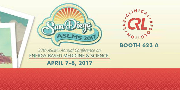 ASLMS, 2017 - 37th Annual Conference, San Diego, CA