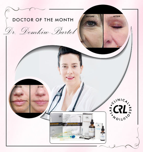 May Doctor of the Month: Dr. Demkiw-Bartel of The She Doc