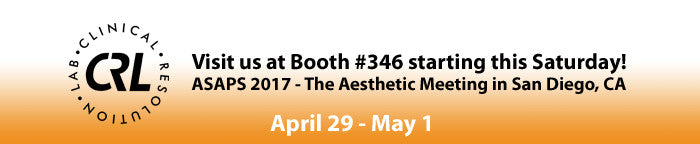 Join Clinical Resolution at ASAPS 2017 - Booth 346