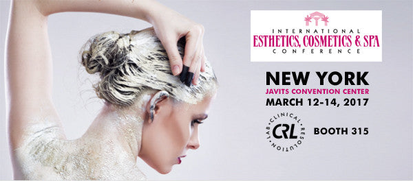 IECSC New York, International Esthetics Cosmetics & Spa Conferences, 2017
