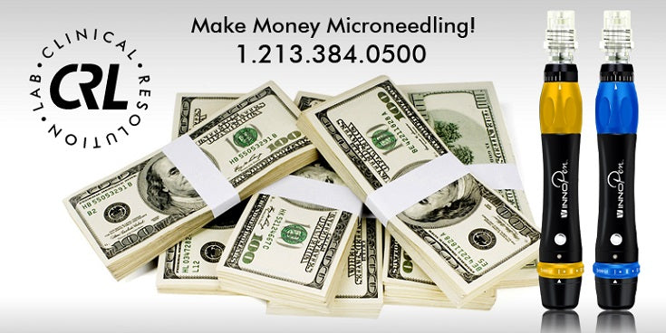 Make Money Microneedling
