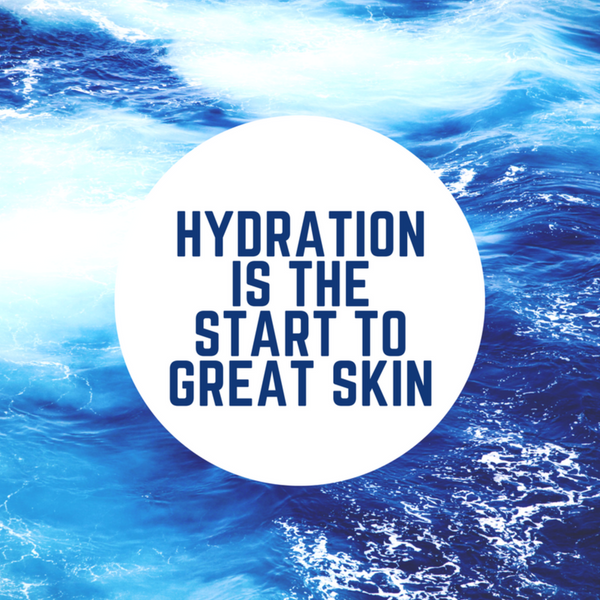 Hydration Is The Start To Great Skin via @TheSpaShow