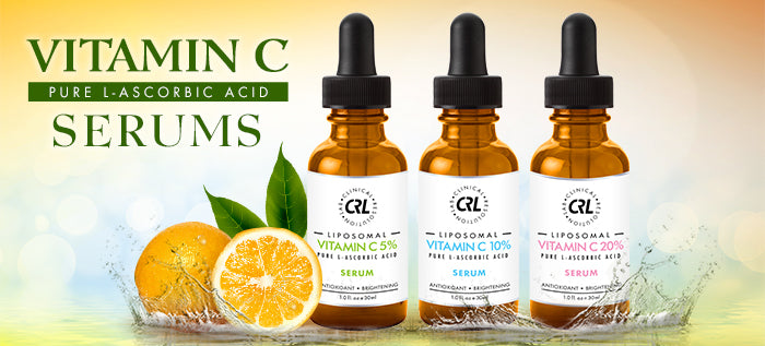 Vitamin C Serums - Clinical Resolution