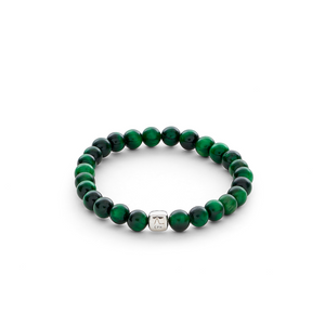 ColorUp Tiger Eye Green (6mm) - ALEXANDER LYNGGAARD CPH