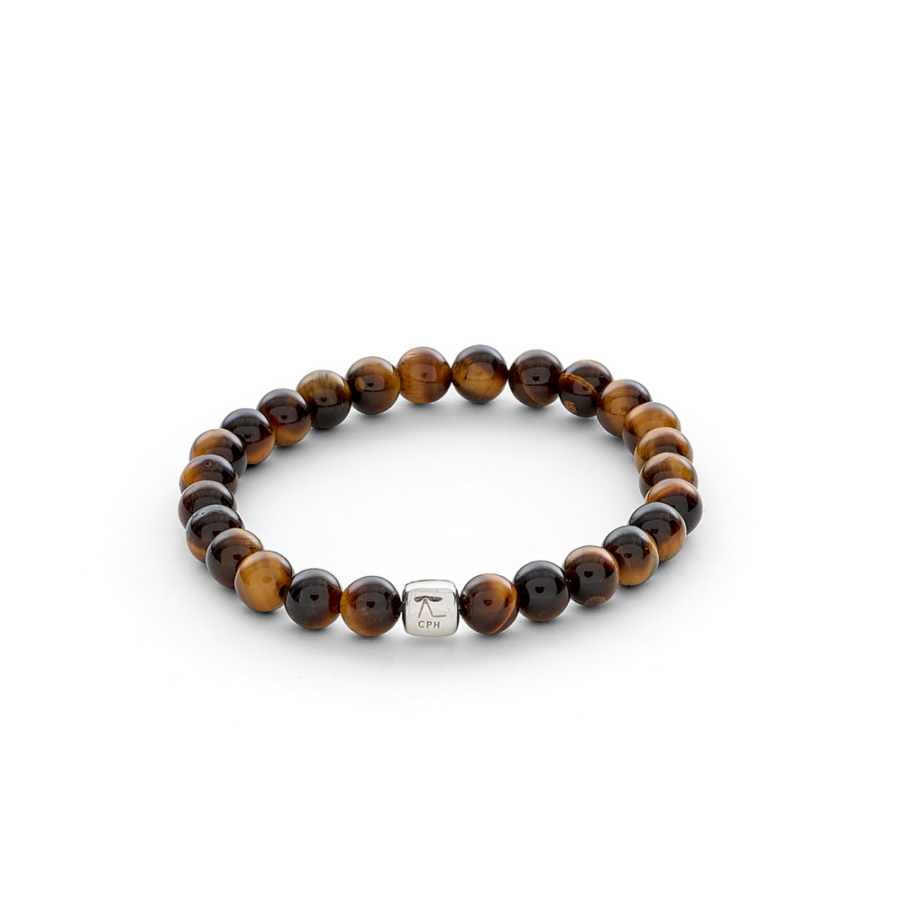 ColorUp Tiger Eye (6mm) - ALEXANDER LYNGGAARD CPH