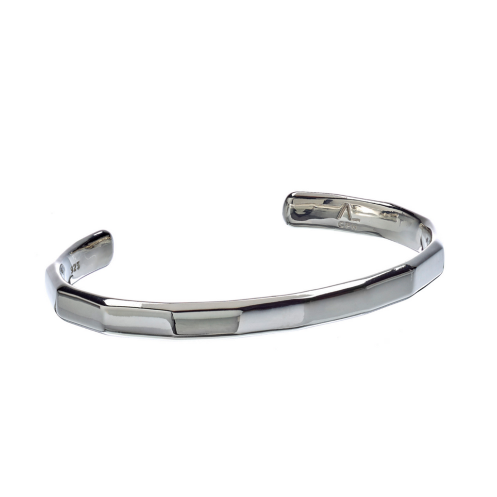 Hope Bangle Facet - ALEXANDER LYNGGAARD CPH