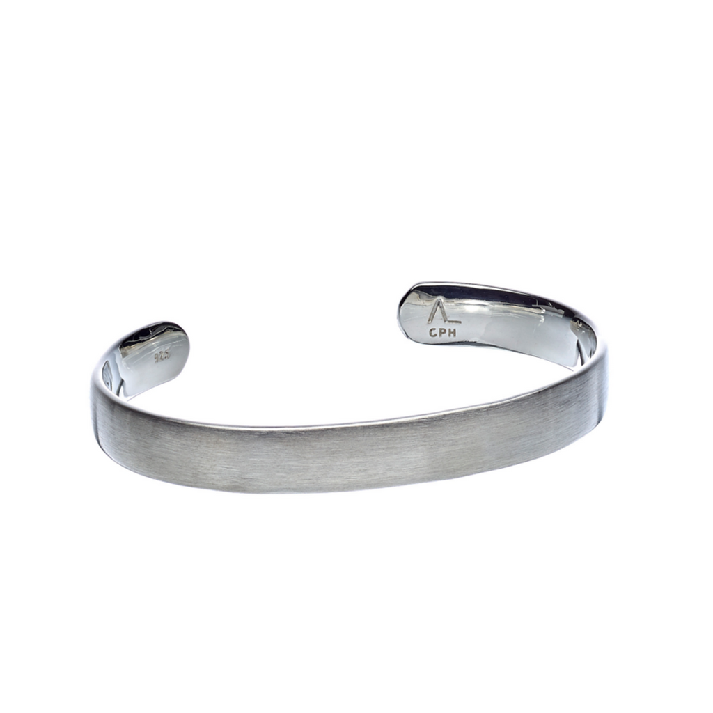 Hope Bangle Matte - ALEXANDER LYNGGAARD CPH