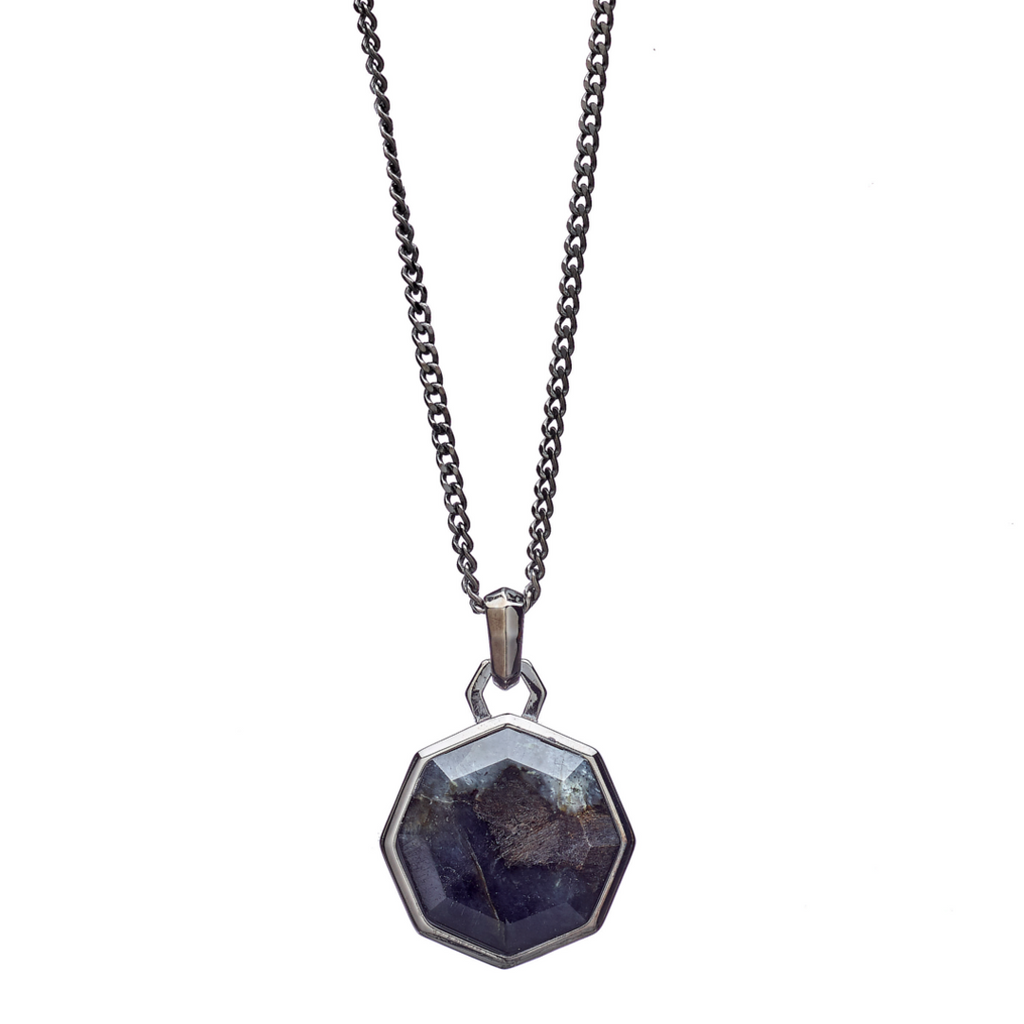 Hope Labradorite Facet Necklace - ALEXANDER LYNGGAARD CPH