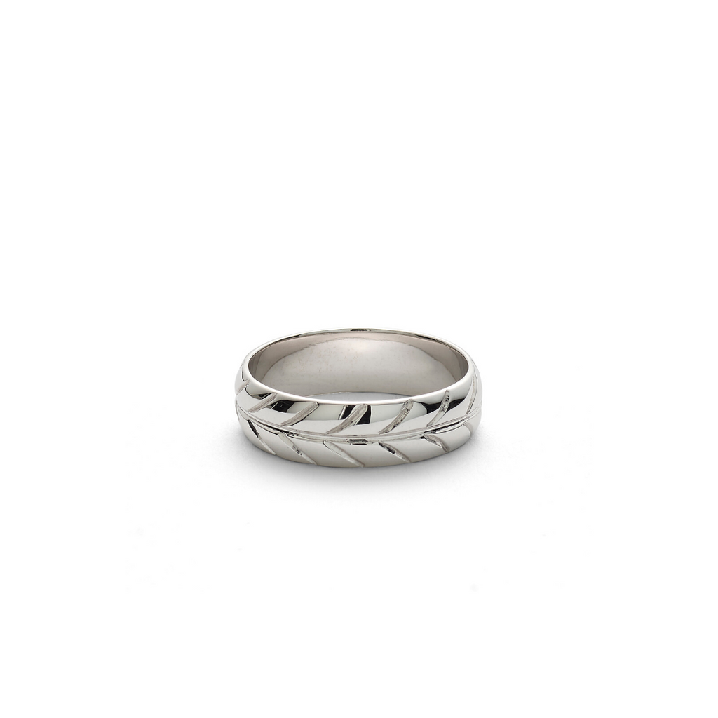 Hope Tire Band Ring