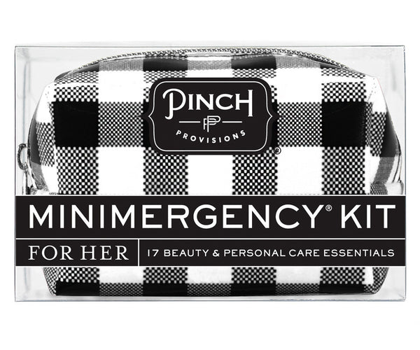 Checkmate Minimergency Kit
