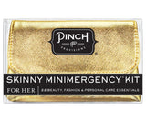Metallic Skinny Minimergency Kit