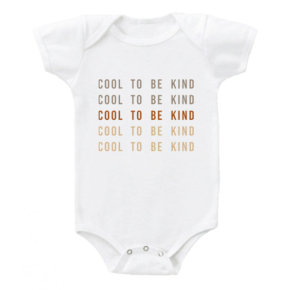 'Cool To Be Kind' Onesie