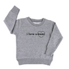 'Umami' Toddler Crewneck Sweatshirt