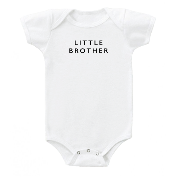 'Little Brother' Onesie