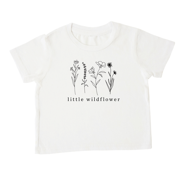 'Little Wildflower' Tee
