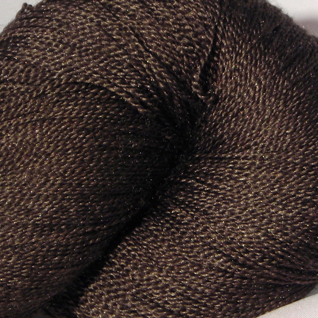 """Middle Earth"" is a dark rich brown. Sink into the depths of Middle Earth with these chocolate brown tones."