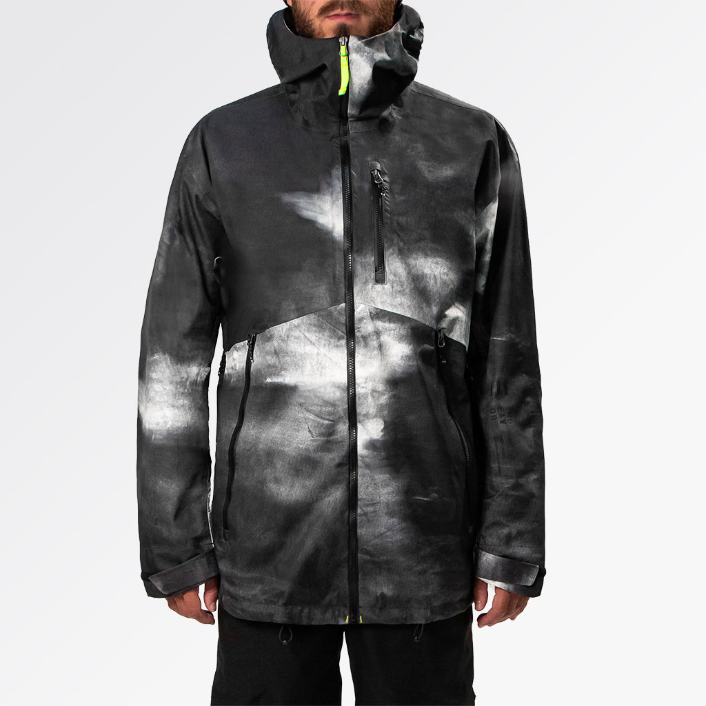 Endeavor Shelter Jacket Radar 1