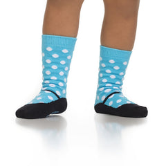 Sea Bubble Mary Jane Socks
