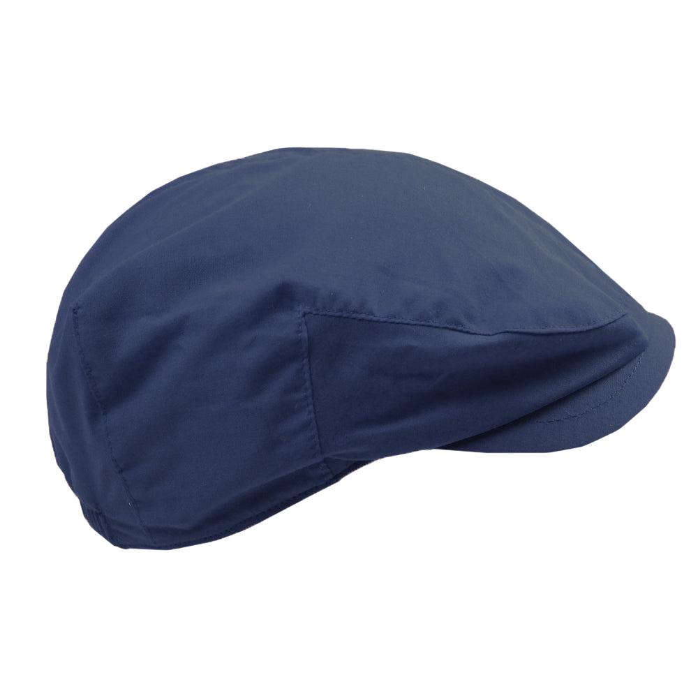 Navy Cabbie Hat