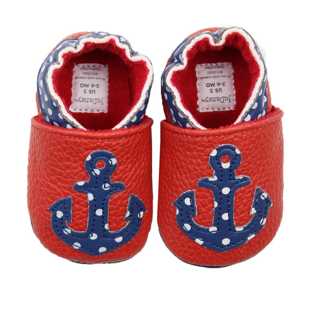 Anchors Away Shoes (9-12 Months)