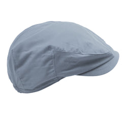 Gray Cabbie Hat