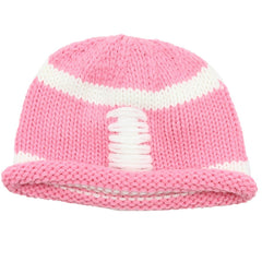 Pink Football Hat