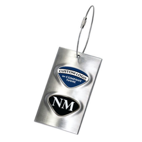 Metal Luggage/Bag Tag