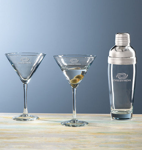 3 Piece Martini Set