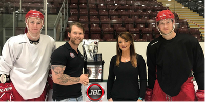 JBC and Devils partner for 5 more years