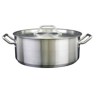 Th Stainless Steel Brazier - 20qt
