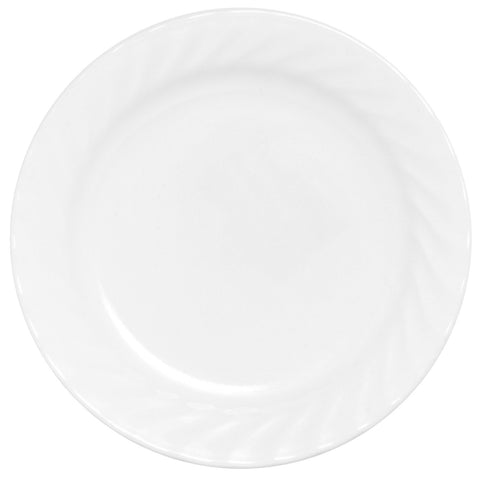 Corelle Enhancement White Plate - 7.25""