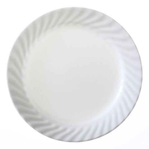 Corelle Enhancement White Dinner Plate - 10""