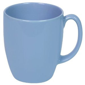 Corelle Stoneware Light Blue Mug - 11 oz