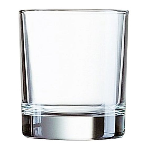 Island Glass Luminarc Clear 'Old Fashioned' Juice Glass - 10oz