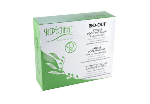 The Repêchage® Red-Out® Express Soothing Facial For Sensitive Skin