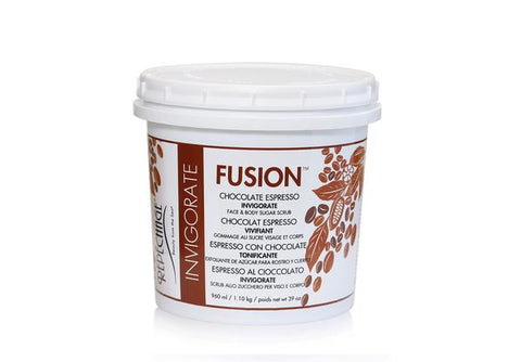 FUSION™ Chocolate Espresso Face & Body Sugar Scrub (Pro size)