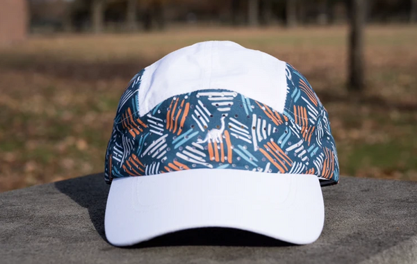 Running Hat - Stripes