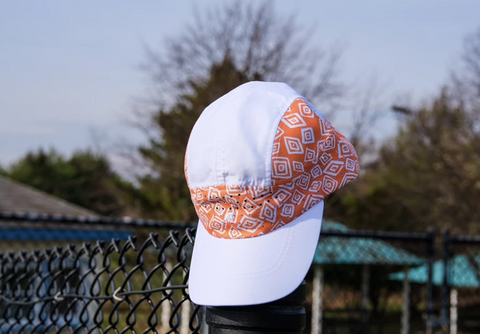 Running Hat - Orange