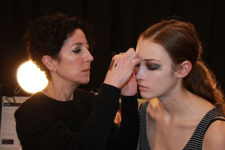 Fall Skin Care & Makeup Trends at New York Fashion Week