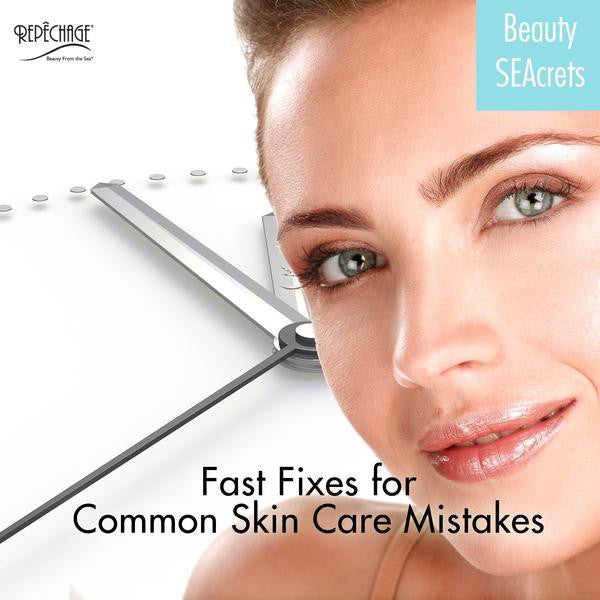 Fast Fixes for Common Skin Care Mistakes